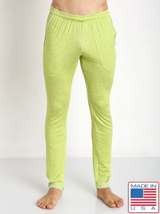 N2N Bodywear Gym Boy Slim Sweat Lime