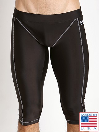 N2N Bodywear Tritech Runner Black