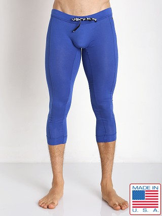 N2N Bodywear Cotton Sport Runner Royal