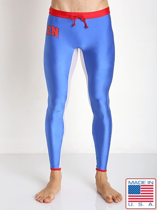 N2N Bodywear USA Runner Royal