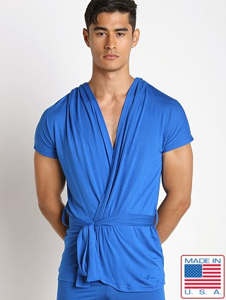 N2N Bodywear Lounge Robe Royal