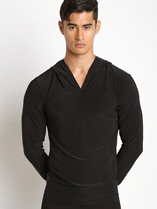 Complete the look: N2N Bodywear Dream Lounge Hoodie Black