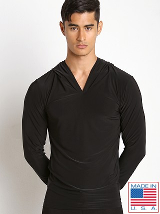 N2N Bodywear Dream Lounge Hoodie Black
