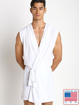 N2N Bodywear Dream Lounge Robe White