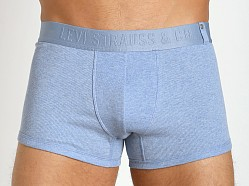 Levi's Underwear 300 Series Rib Trunks Two-Pack Faded Denim