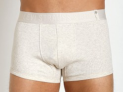 Levi's Underwear 300 Series Rib Trunks Two-Pack Pumice Stone