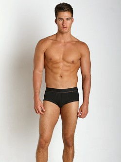 Levi's Underwear Linen Series Brief Black
