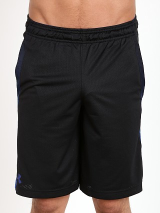 "Under Armour 10"" Tech Mesh Short Black/Royal"