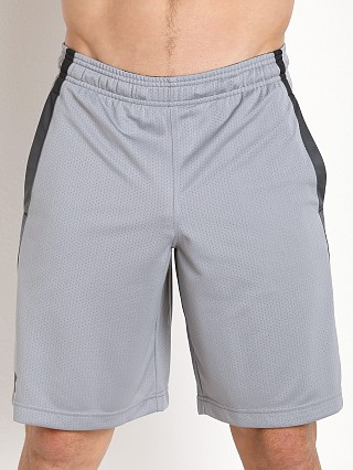 "Under Armour 10"" Tech Mesh Short Steel/Black"