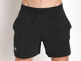 "Under Armour Launch 5"" Running Short Black"