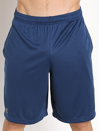 "Under Armour 10"" Tech Graphic Short Blackout Navy/Steel"