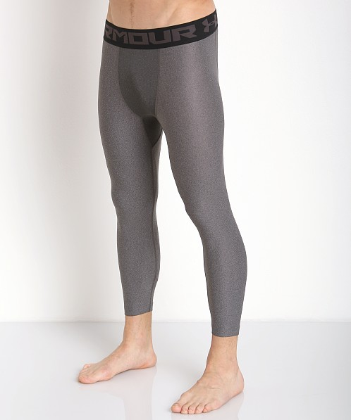 Under Armour Heatgear 2.0 3/4 Compression Legging Carbon Heather