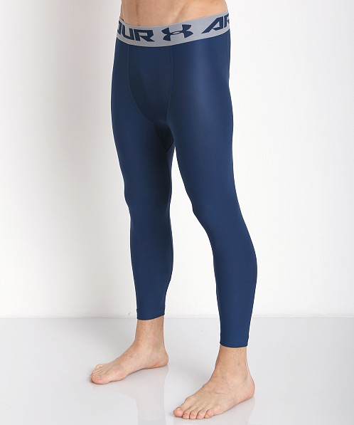 Under Armour Heatgear 2.0 3/4 Compression Legging Blackout Navy