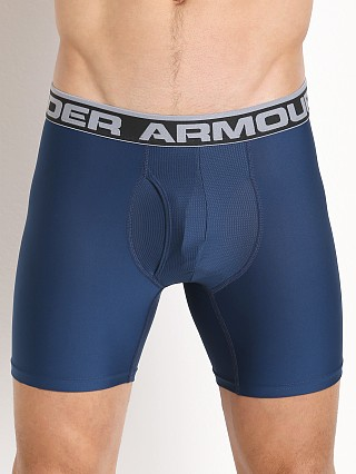 "Under Armour ""O"" Series 6"" BoxerJock Blackout Navy"