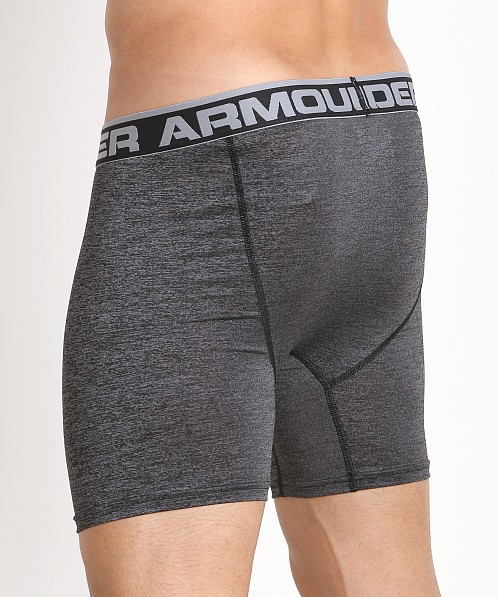 "Under Armour ""O"" Series Twist 6"" Boxerjock Steel"