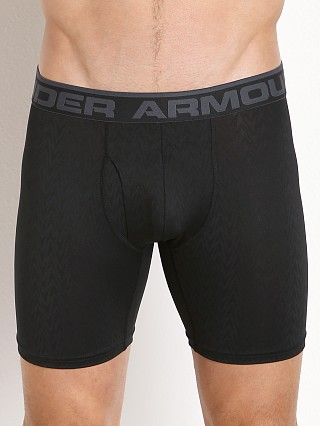 "Complete the look: Under Armour ""O"" Series Vented 6"" Boxerjock Black"