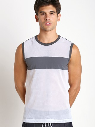 Complete the look: Pistol Pete Rally Muscle Shirt White