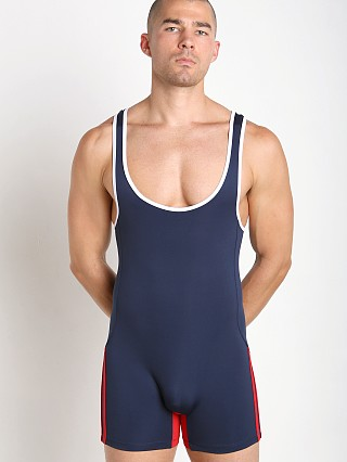 You may also like: Pistol Pete A-Team Wrestling Singlet Navy