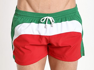 You may also like: Pistol Pete Tristar Swim Short Green/White/Red