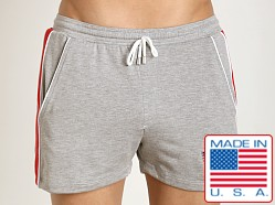 Pistol Pete Goalie Short Gray