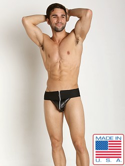 Pistol Pete Erotic Jock Black