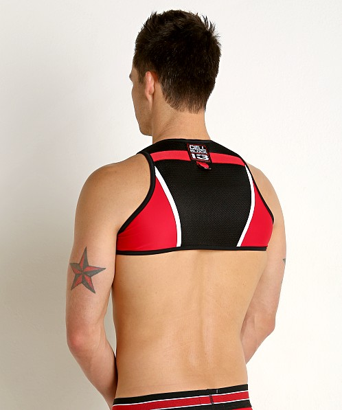 Cell Block 13 Ranger Harness Red