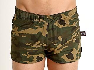 Cell Block 13 Combat Reversible Short Camouflage/Black Mesh