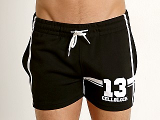 Cell Block 13 Stinger Short Black