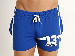 Cell Block 13 Stinger Short Blue
