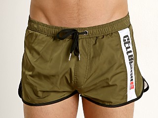 Cell Block 13 Thirteen Silky Short Army