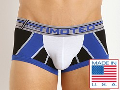 Timoteo Atletico Trunk Blue