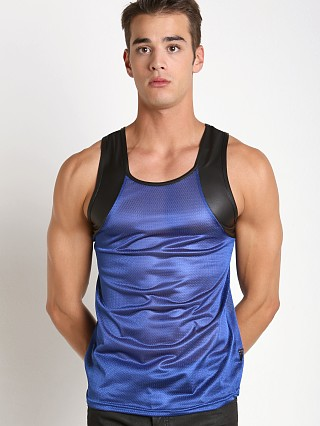 Cell Block 13 Covert Harness Tank Blue