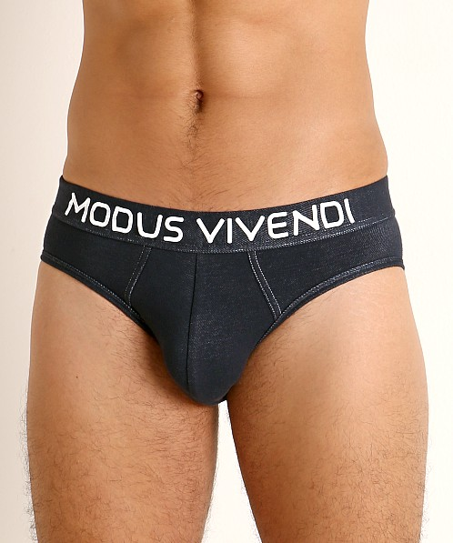 Modus Vivendi Jeans Line Brief Denim