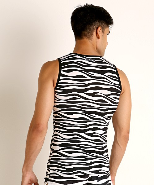 Modus Vivendi Animal Tank Top Zebra