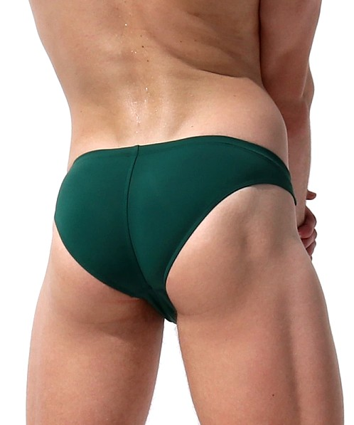 Rufskin Carver Bikini Swim Briefs Forest