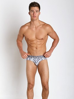 Mundo Unico Botsuana Brief Grey/Silver