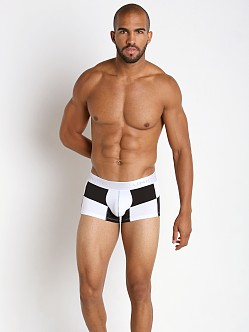 Mundo Unico Formula One Short Boxer Black/White