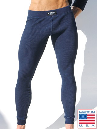 Rufskin Ocean Thermal Cotton Long Johns Indigo