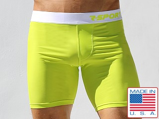 Rufskin Arcadio Cycle Shorts Citron