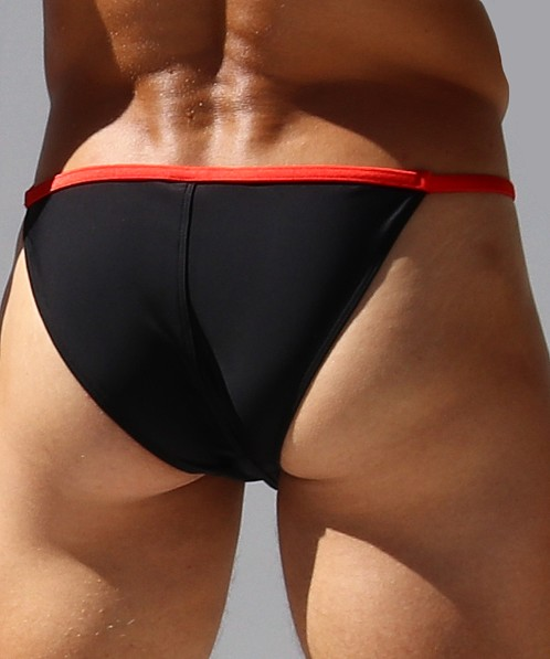 Rufskin Rex Euro-Cut Swim Brief Black