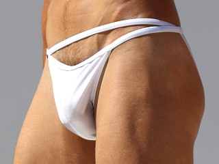 Complete the look: Rufskin Rex Euro-Cut Swim Brief White