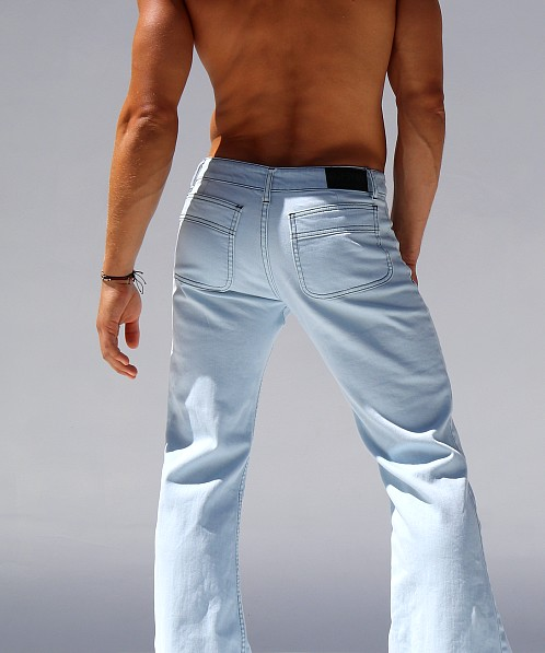 Rufskin Juka Summer of Love Jeans Bleached Denim