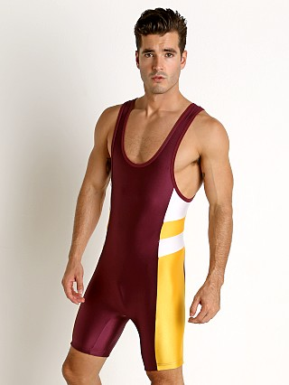 You may also like: Matman Eclipse Lycra Wrestling Singlet Maroon/Gold