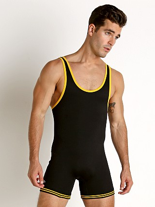 You may also like: Matman Classic Old School Nylon Wrestling Singlet Black/Gold