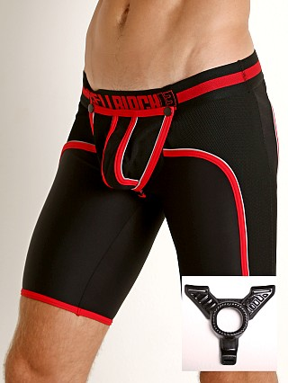 Cell Block 13 Sentinel Short with C-Ring Red