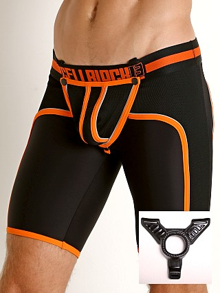 Cell Block 13 Sentinel Short with C-Ring Orange