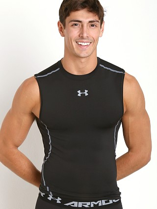You may also like: Under Armour Heatgear Sleeveless Compression Muscle Tee Black