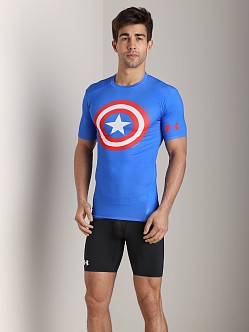 Under Armour Captain America Compression Shirt