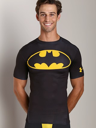 Complete the look: Under Armour Batman Black Compression Shirt