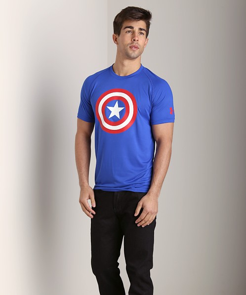 Under Armour Captain America Graphic T Shirt